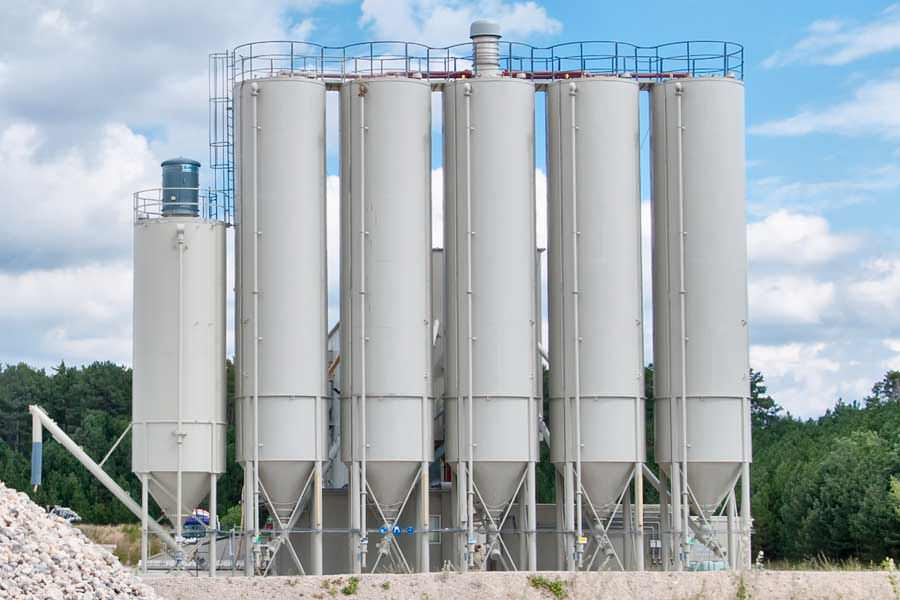 Silo Painting Project